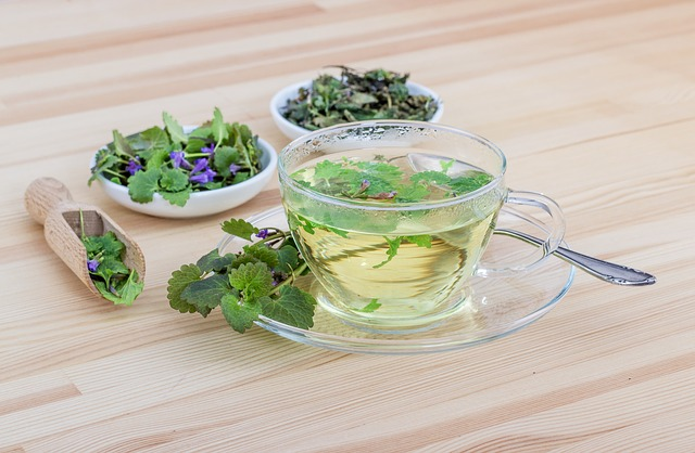 bylinky do čaje