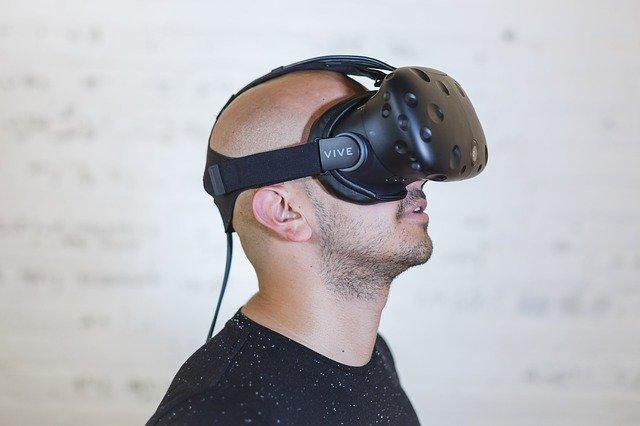 ve virtuální realitě