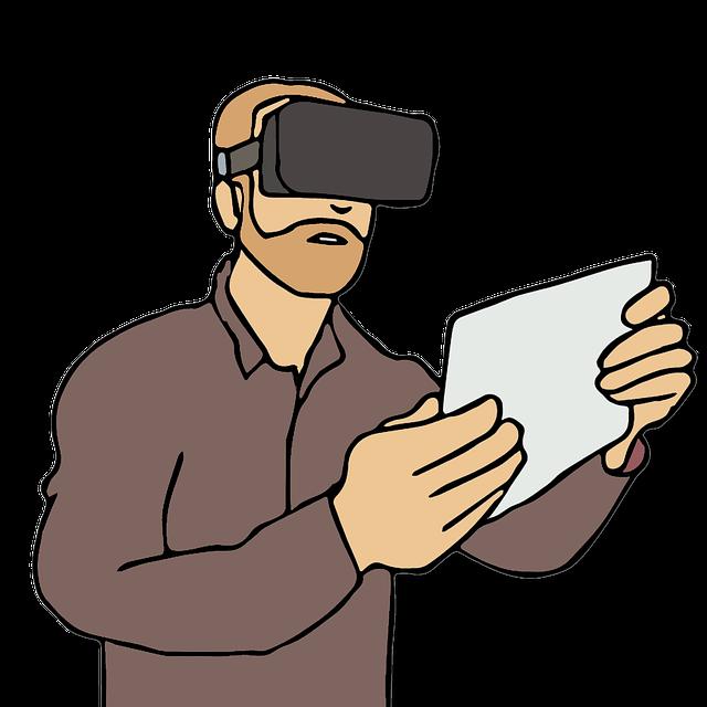 ilustrave virtuální realita