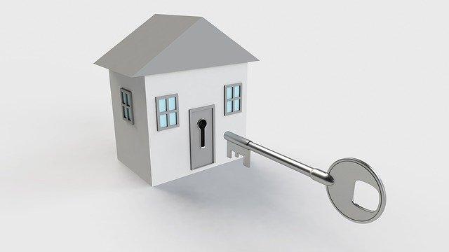 klíč od domku